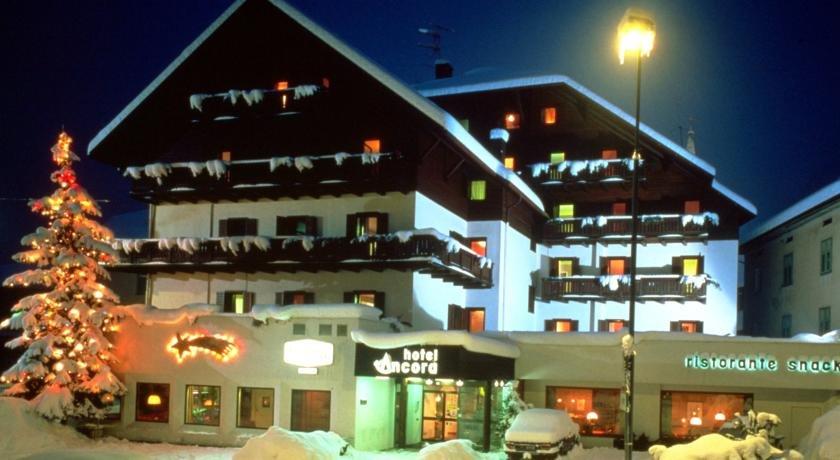 Hotel Ancora - La struttura