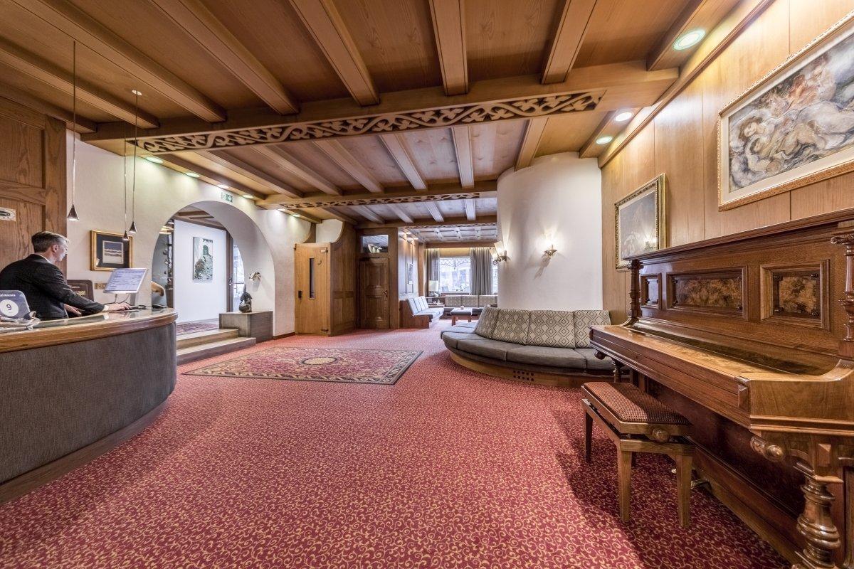 Hotel Ancora - Interni