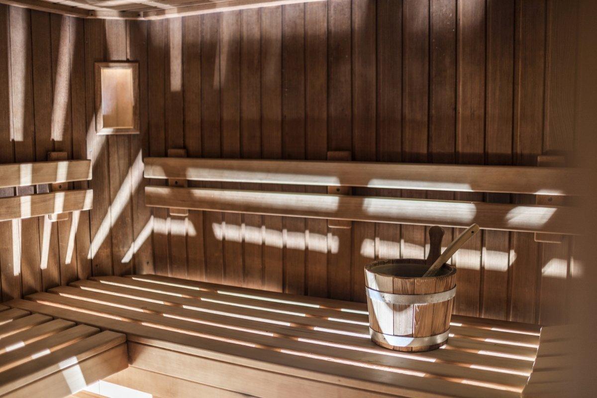 Hotel Ancora - Sauna