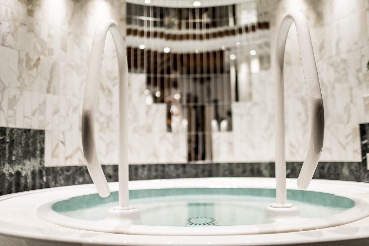Hotel Ancora - Vasca idromassaggio