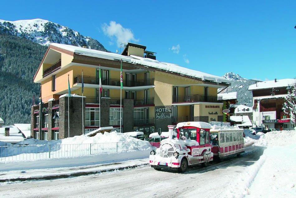 Hotel Bellevue (blu) Val di Fassa