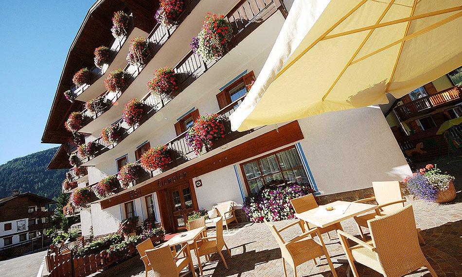 Hotel Ciampian - Esterno struttura