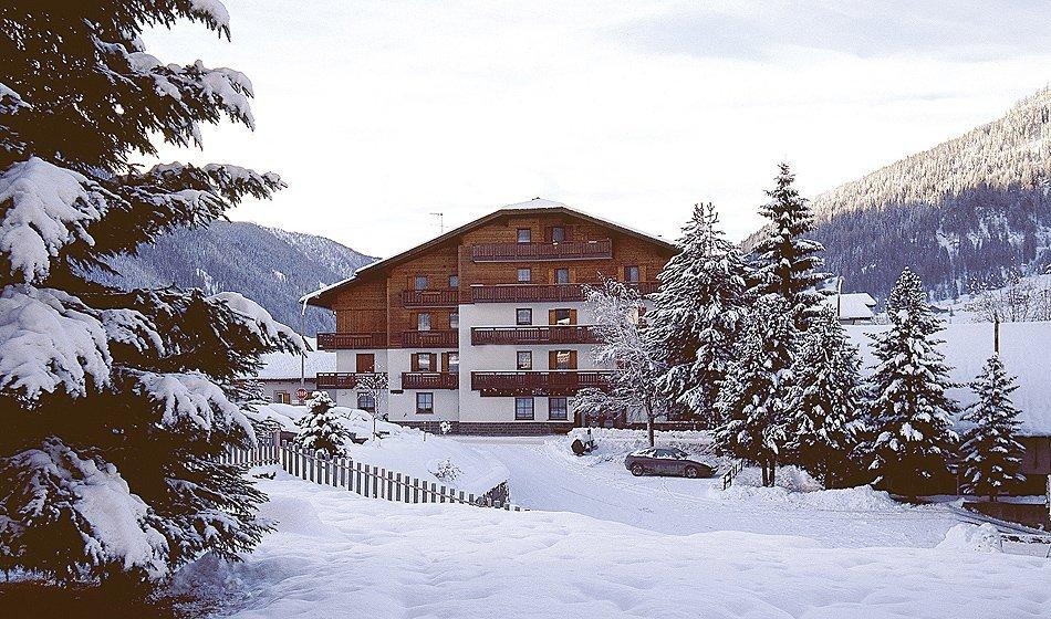 Hotel Ciampian - La struttura