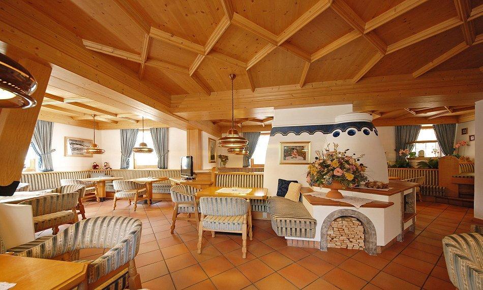 Hotel Ciampian - Area Relax
