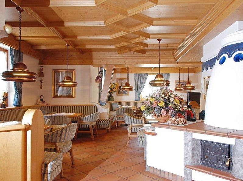 Hotel Ciampian - Interni