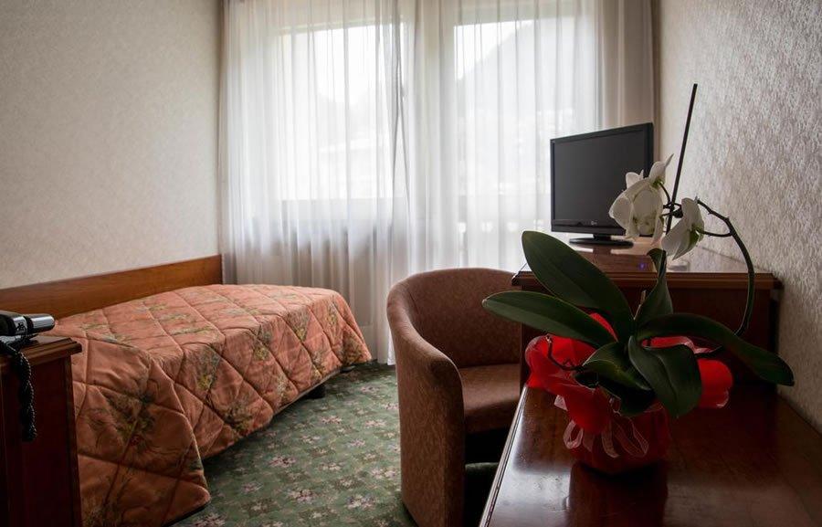Hotel Moena - Una camera