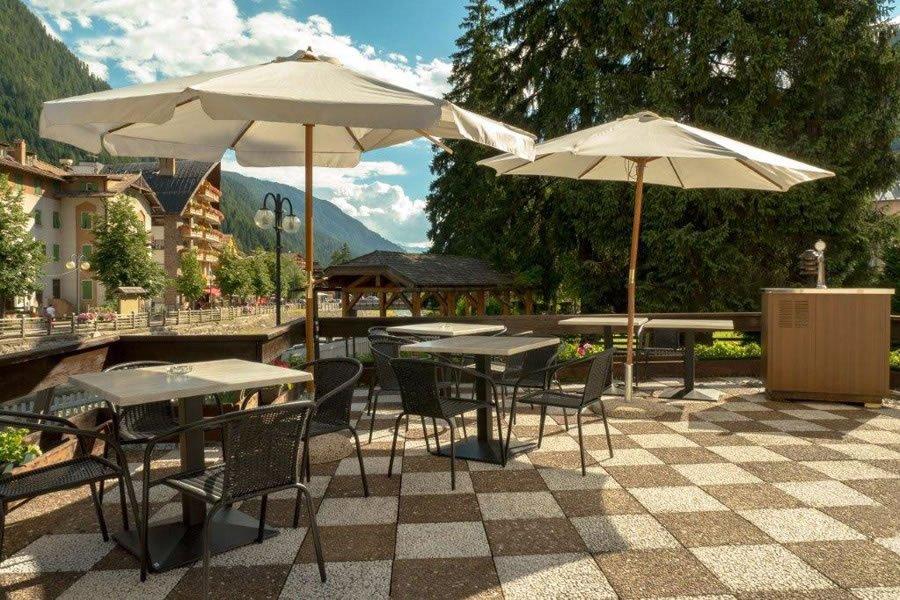 Hotel Moena - Terrazza