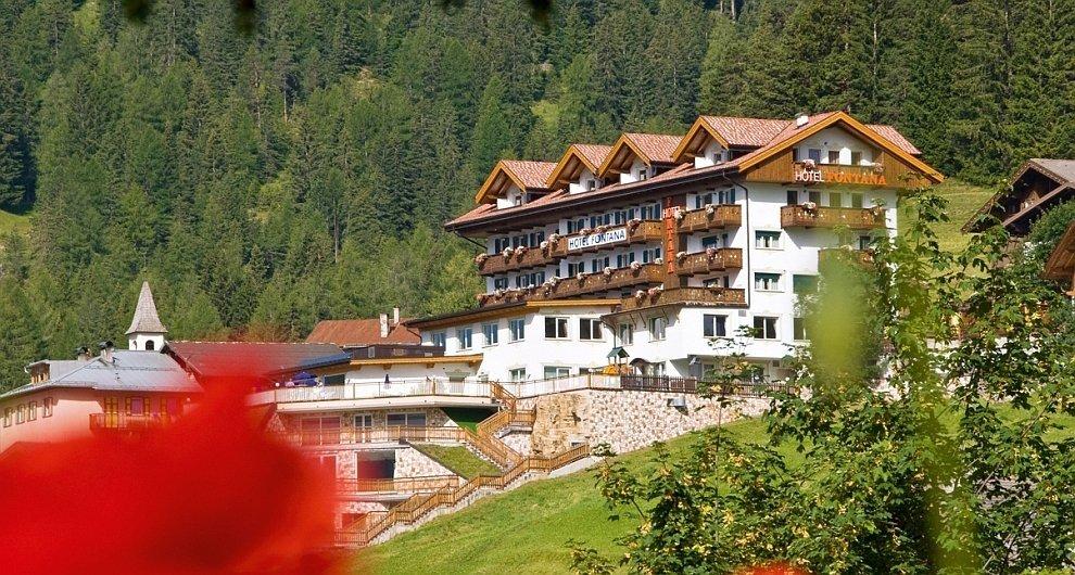 Wellness Hotel Fontana Val di Fassa