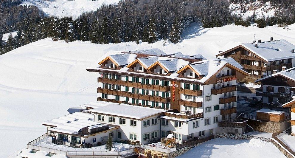 Foto Wellness Hotel Fontana