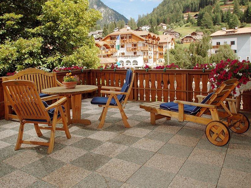 Hotel Laurino - Terrazza