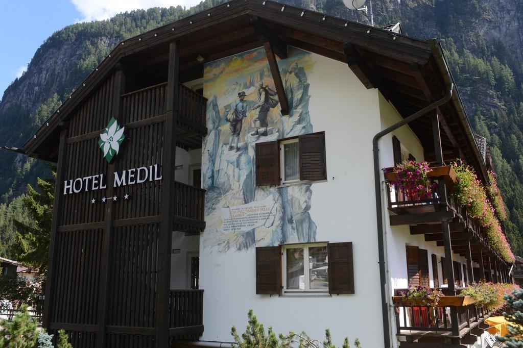 Hotel Medil Wellness (blu) Val di Fassa