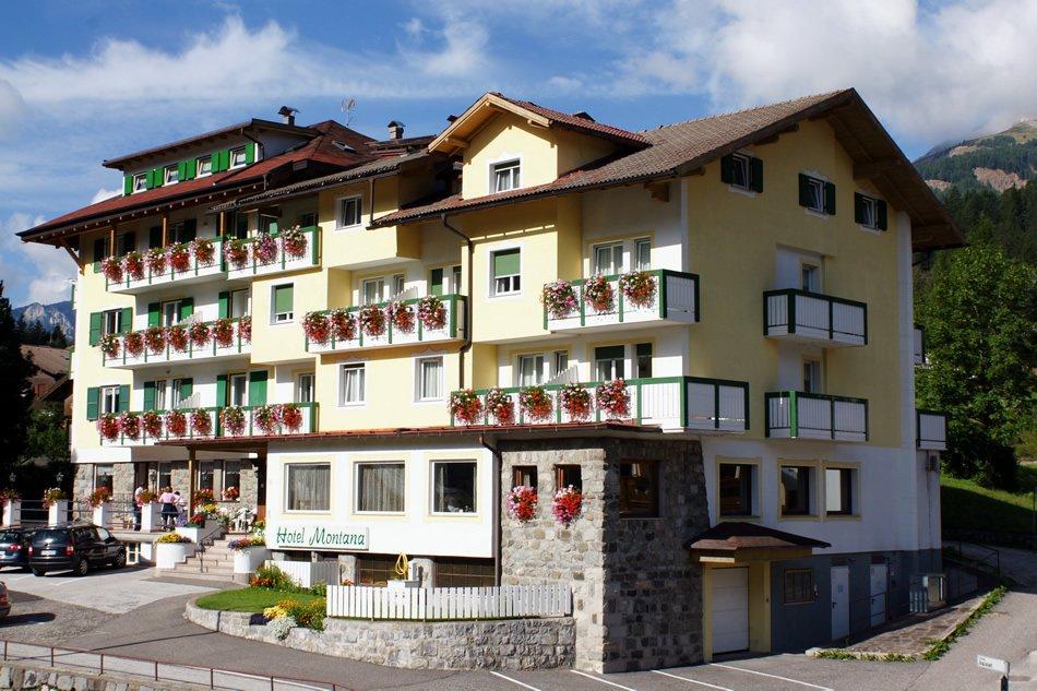 Hotel Montana (Pozza) Val di Fassa