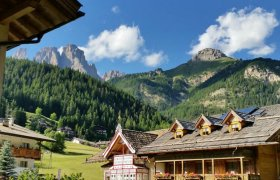 Alpen Hotel Panorama - Val di Fassa-1