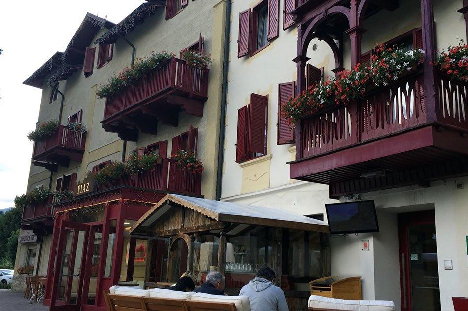 G.H. Hotel Piaz (blu) - Esterno struttura