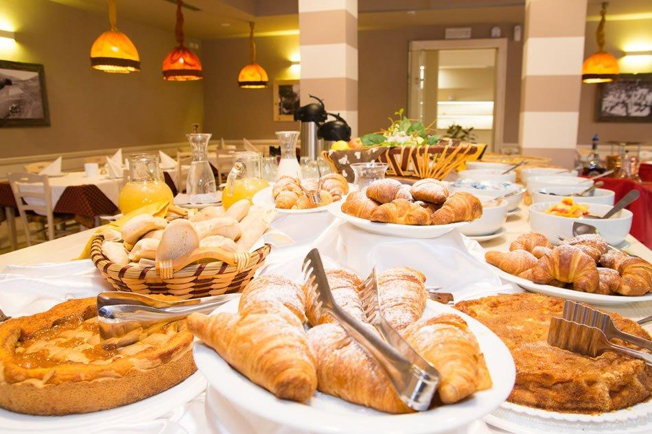 G.H. Hotel Piaz (blu) - Sala colazione