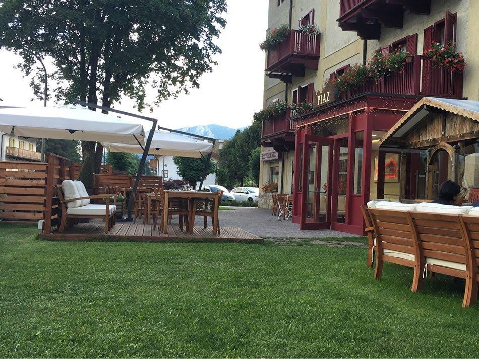 G.H. Hotel Piaz (blu) - Spazi esterni