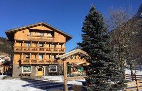 Wellness Hotel Dolomia - Val di Fassa-1
