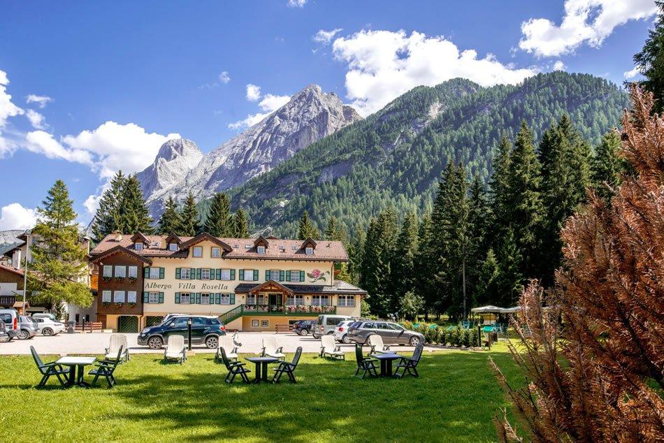 Albergo Villa Rosella Val di Fassa