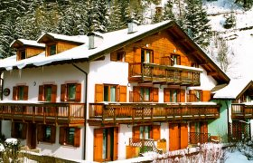 Residence Lagorai - Val di Fiemme-1
