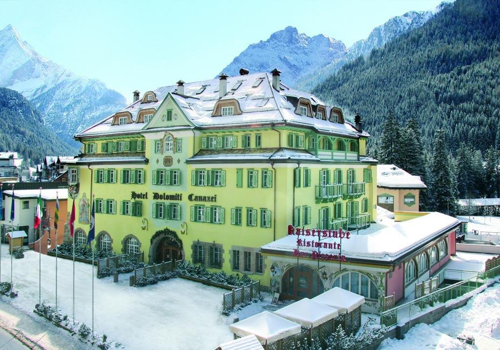 Schloss Hotel & Club Dolomiti (blu) Val di Fassa